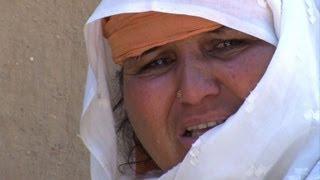 Frauen in Pakistan fordern ihr Recht ein