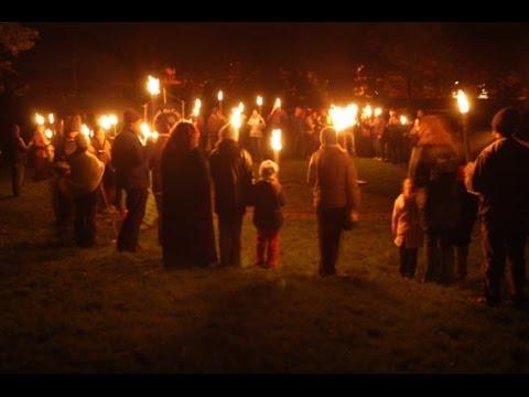 Irish Origins of Halloween - James Swagger (The justBernard Show ...