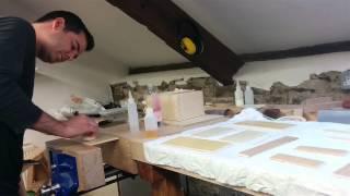 Rowden Woodworking School: Tom Guest