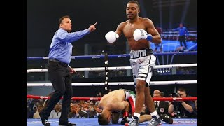 Spence retains IBF title with first-round KO