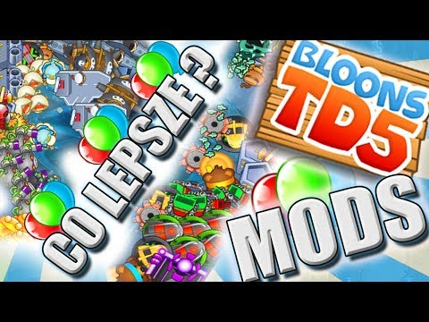 NEW vs OLD | CO LEPSZE ?  || #81 || Bloons TD5 Expansion | PL