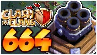 Clash Of Clans Part 664: MULTIMÖRSER ist endlich auf LEVEL 5