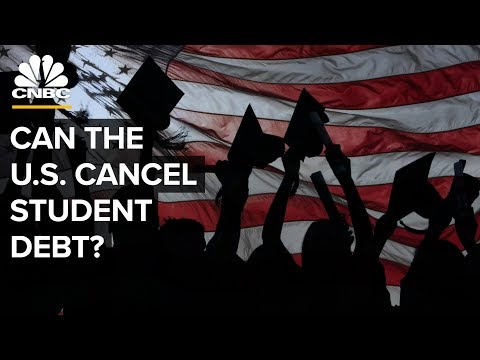 Student Loan Forgiveness: Can The US Erase Student Debt?
