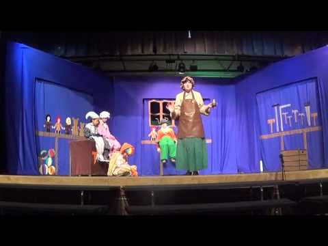Kendall's Pinocchio Play