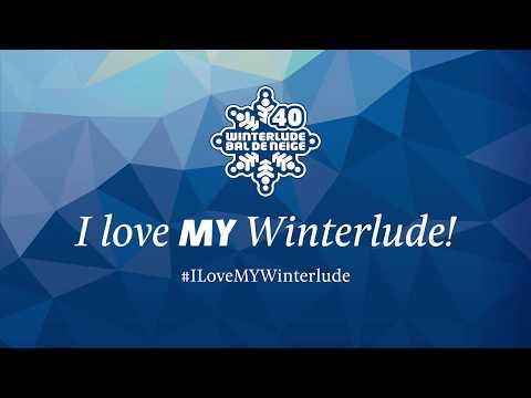Winterlude 2018 - I Love MY Winterlude