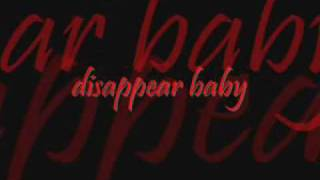 Play I Want to Disappear