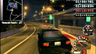 Tokyo Xtreme Racer 3 (PS2 Gameplay)