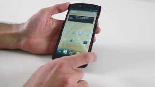 Prestigio Multiphone 7500  video review - smartphone.bg (Bulgarian Full HD)