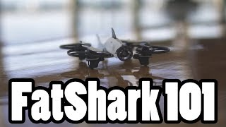 First Look at the Fat Shark 101 Kit