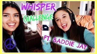 WHISPER CHALLENGE FT. BADDIE JAY Thumbnail