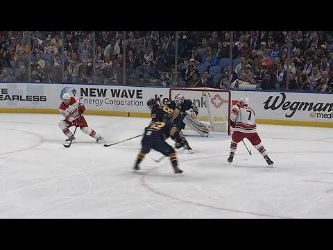 11/18/17 Condensed Game: Hurricanes @ Sabres