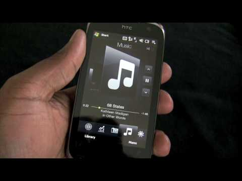 HTC Touch Pro 2 Features PART TWO