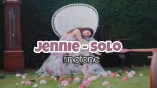 [KPOP] Jennie - Solo (Ringtone)