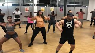 ACT UP by CITY GIRLS ZUMBA HIP HOP ROUTINE