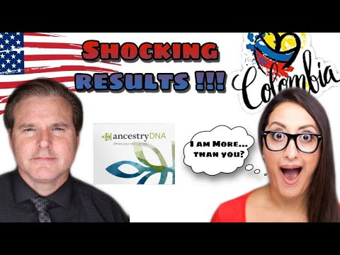 Shocking DNA Results ANCESTRY Finding Out Where We Come From