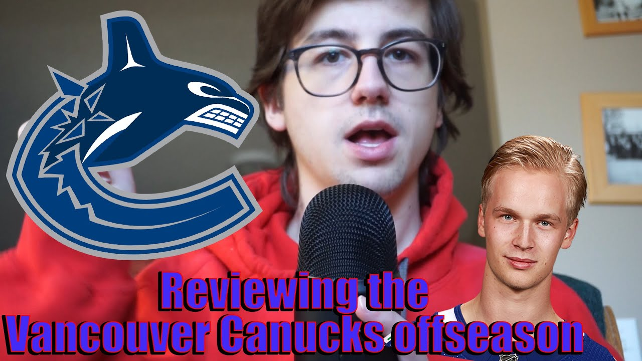 Download Reviewing the Vancouver Canucks offseason so far (28/31)