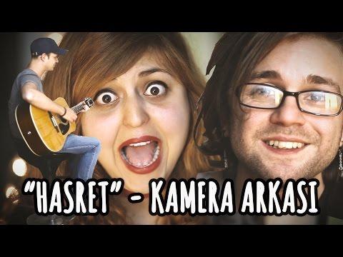 Hasret (Kamera Arkası) - Look what I'll sing!