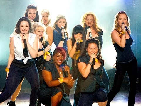 Pitch Perfect A Cappella Groups