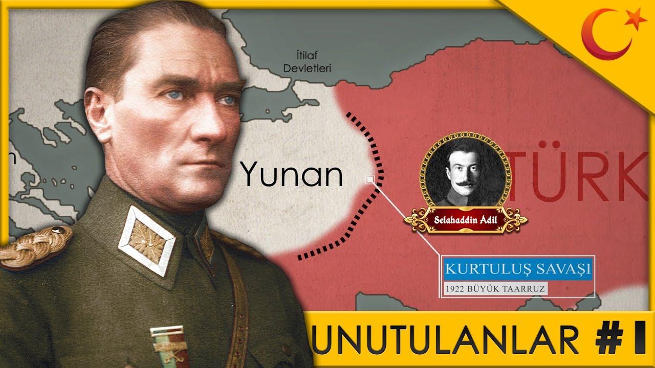 Atatürk ve Selahaddin Adil || UNUTULANLAR #1: İki Fotoğraf