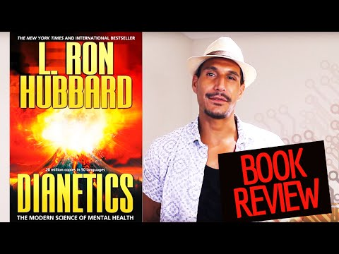 """""""Dianetics"""" Book Review"""