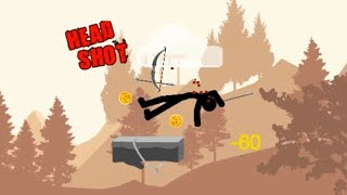 Stickman Archer: Mr. Bow · Game · Gameplay