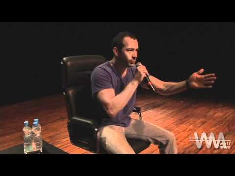 Malvino Salvador | Palestra na Escola de Atores Wolf Maya - parte I