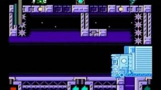 Let's Play: Mega Man 10 [part 7], Nitro Man's Stage (Nintendo Wii Wiiware) [BLIND]