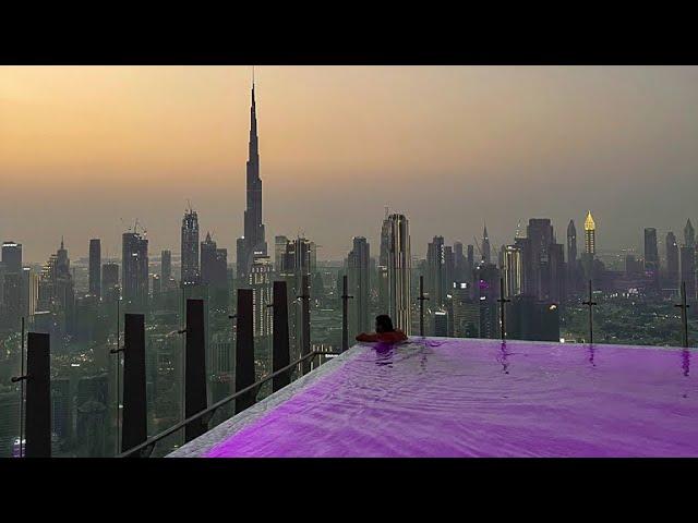 Ho provato la vita di un milionario delle Crypto a Dubai