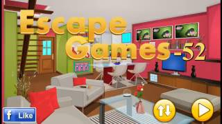 101 New Escape Games - Escape Games 52 - Android GamePlay Walkthrough HD