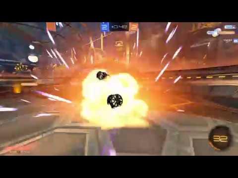 The proper use of demolition in 'Rocket League'