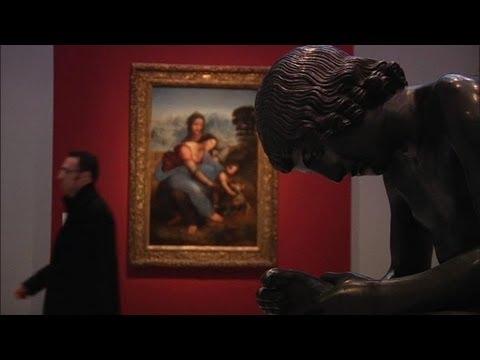 Louvre-Lens : une mine d'art au coeur du Pas-de-Calais