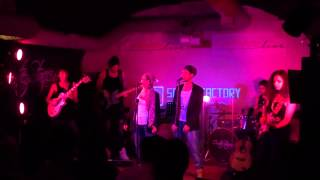 The ingredients of love - Angie Stone  [cover] (Sonus Factory - The Factory Live 2015)