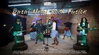 Santhali DASAI METAL ROCK FUSION // RAJU SOREN // ISHA RAJ MURMU // BLESS TUDU // THE TRIBE INDIA