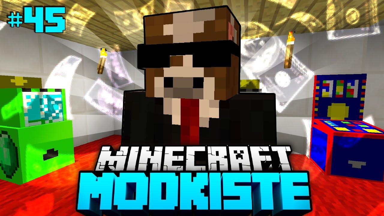 SUCHT Von CASINOSPIELEN Minecraft Modkiste DeutschHD - Minecraft modkiste spielen