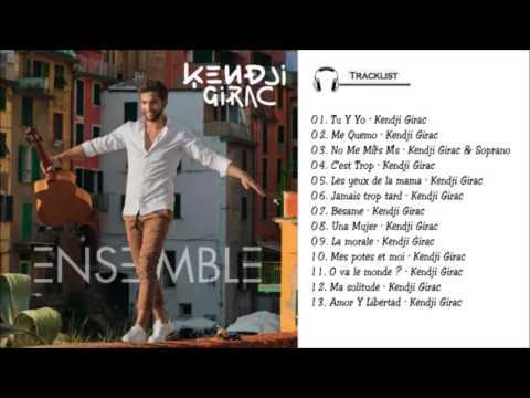 Kendji Girac -  Ma solitude  (Track 12  -  Ensemble)