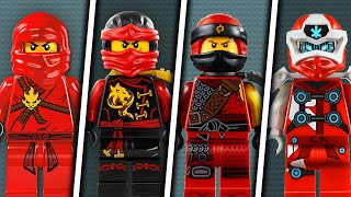 LEGO NINJAGO EVOLUTION