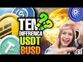 Vale apena comprar ADA com BUSD ou USDT?(Qual a diferença para Iniciantes Criptos)