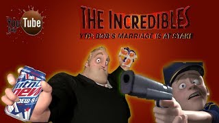 Incredibles YTP: Bob's Marriage is at Stake