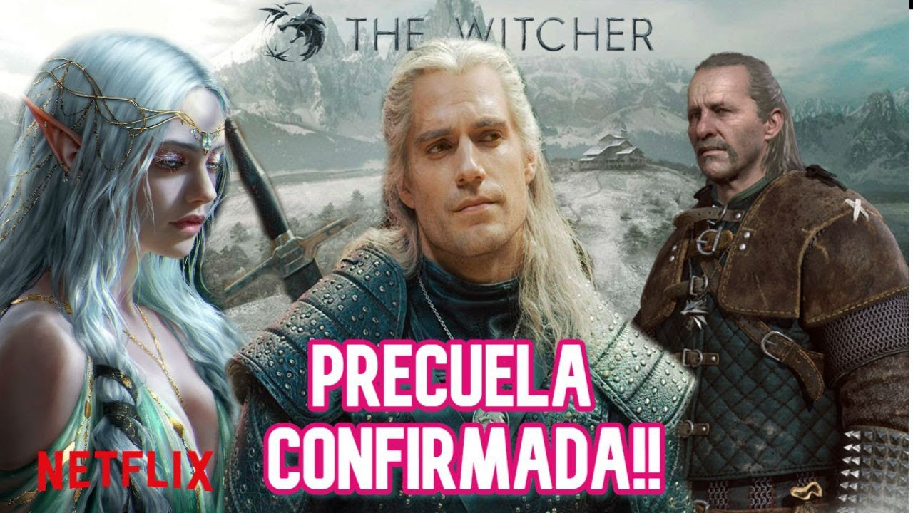 "¡Confirmada precuela de The Witcher:  ""Blood Origin""!"