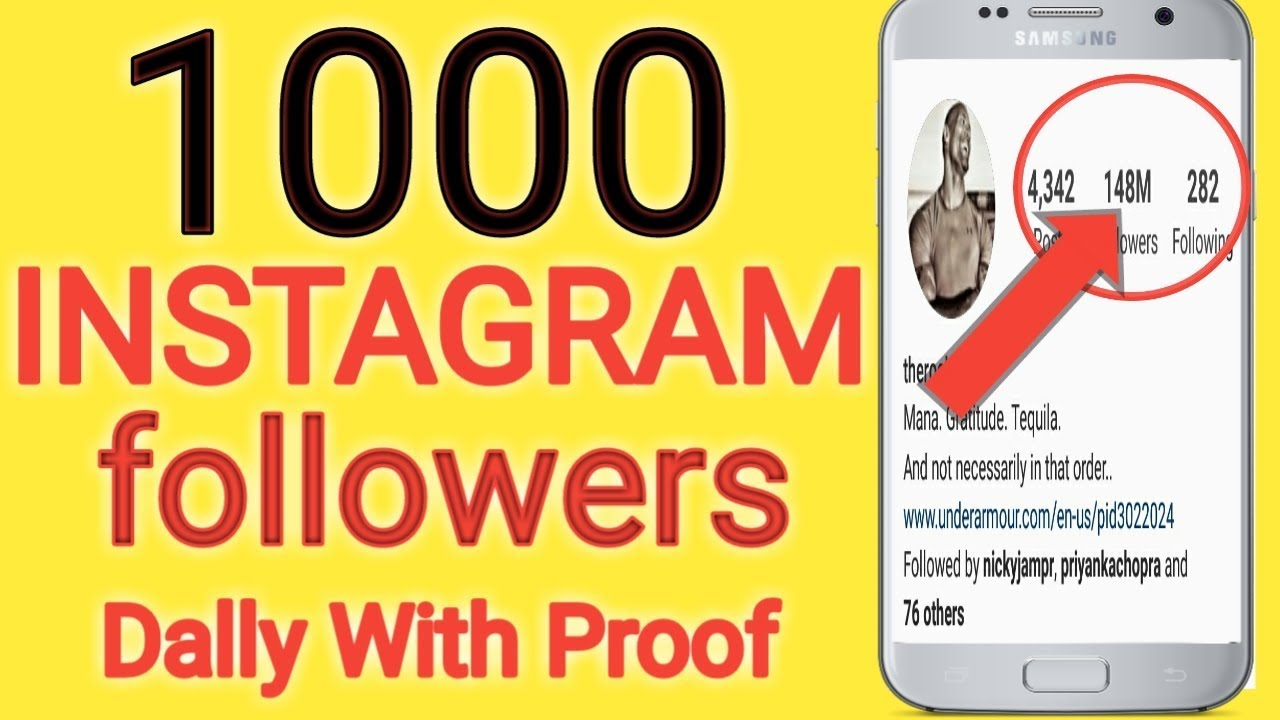 18 05 MB] How To Get1000 Free Instagram Followers instagram