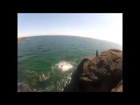 Coasteering Scotland (Elie)