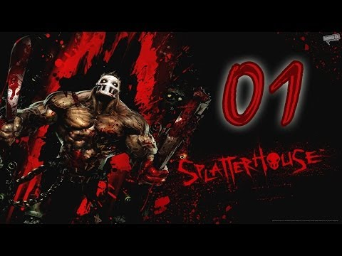 Let's Play - Splatterhouse - Part 1 - Einführung