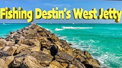 Fishing the Destin West Jetty - A Dangerous Place to Fish