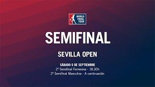 2 Semifinal del Sevilla Open 2017 World Padel Tour