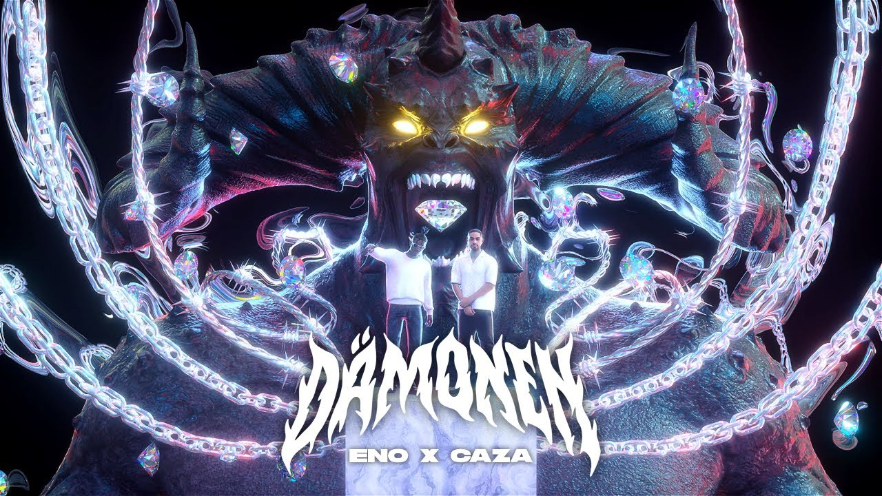 ENO feat. CAZA - DÄMONEN (Official Audio)