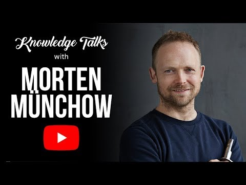 Knowledge Talks with Morten Münchow