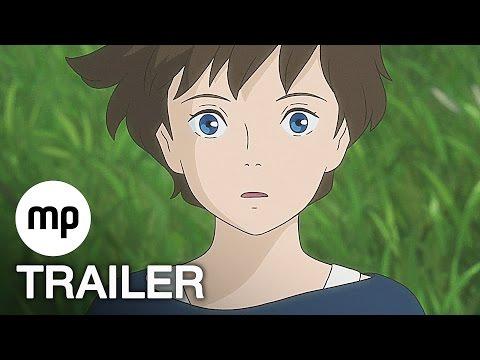ERINNERUNGEN AN MARNIE Trailer German Deutsch (2015) Studio Ghibli
