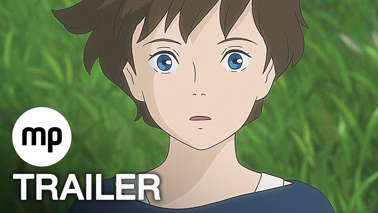 Erinnerungen An Marnie Trailer German Deutsch 2015 Studio Ghibli Youtube