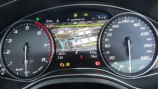 New facelift audi s7 sportback 4.0 tfsi quattro modelyear 2014/2015 in detail - hello and welcome to the car acceleration tv channel. today's video a clos...