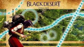 Black Desert Online - Auto Path Looping Feature!